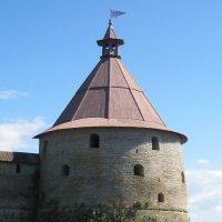 Головина башня. 16-й век. :: Маера Урусова