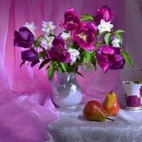 Цветочное время настало... :: Валентина Колова