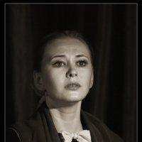 Портрет в стиле ретро :: Владимир Дядьков