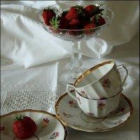 К чаю... :: Валерия  Полещикова