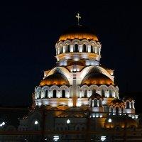 Храм Нерукотворного Христа Спасителя. :: Людмила