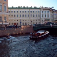 Река Мойка.Санкт-Петербург. :: Виктор Елисеев