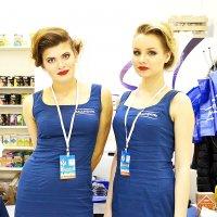 Модели в кулинарном фестивале :: Эрик Делиев