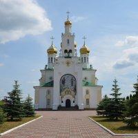 церковь :: Наташа Савостяник