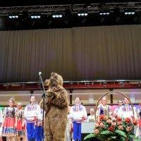 Государственный Омский Русский народный хор :: Светлана Белоусова