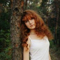 Прикоснись частичкой к природе :: Anna Gvozdenko