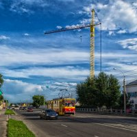 Городской Пейзаж :: Сергей Черепанов