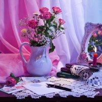 ....Я хочу написать Вам письмо... :: Валентина Колова