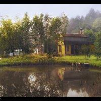 А поутру туман.... :: Елена Kазак