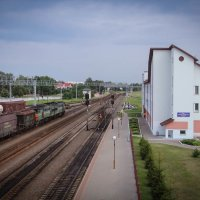 Железнодорожные дали. г. Лида. :: Nonna