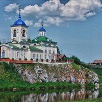 Церковь Георгия Победоносца :: Светлана Игнатьева