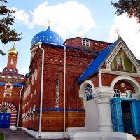 Церковь Сретения Господня...(Сретенский храм)... :: Тамара (st.tamara)