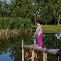 люблю рыбалку, как спортсмен, как человек! :: juriy luskin