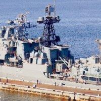 Адмирал Харламов :: Кай-8 (Ярослав) Забелин
