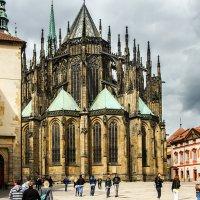 Собор святого Стефана. Прага, кремль :: Вадим Мирзиянов