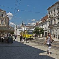In Hungarian street :: Roman Ilnytskyi