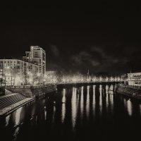 Вид с Лопанского моста.Харьков. :: Игорь Найда
