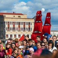 Тюмень ,день города 2014 :: Artem72 Ilin
