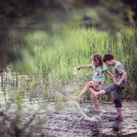 Счастливое детство :: Galina Zabruskova