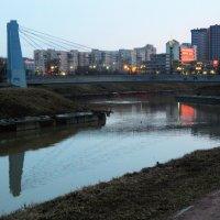 Вантовый мостик :: Валентина Папилова