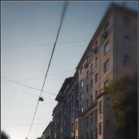 Сны на Поварской :: Владимир Елкин
