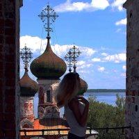 Троицкий собор (Осташков) -- Модель : Дарья Егорова :: Дарья Егорова