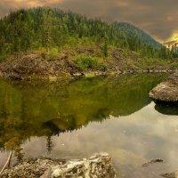 Каменный залив. :: Жанна Мальцева