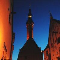 Ночной Таллин :: Екатерина Анзылова