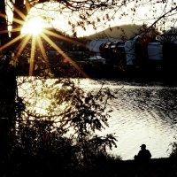 Вечерняя рыбалка :: Daria Lebedeva