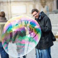 the Bubble :: Георгий Муравьев