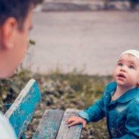 Папина дочка :: Дмитрий Беликов