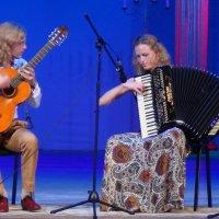 Волшебная гитара и говорящий аккордеон. :: Любовь (Or.Lyuba) Орлова
