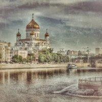 Храм Христа Спасителя :: Виктор Позняков