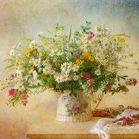 Луговые цветы :: Юлия Эйснер