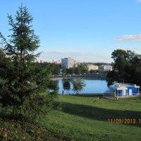 озеро :: Таня