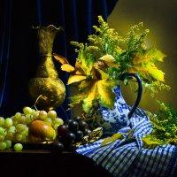Золото листьев... :: Валентина Колова