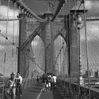 Black&White Brooklyn Bridge :: Игорь Гринивецкий