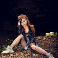 панк :: Ирина Шаманаева