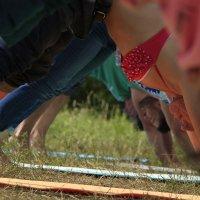 йога в парке :: Екатерина Смирнова