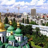 Киевский пейзаж :: Людмила Ермоленко