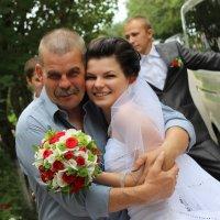 с папулей) :: Любовь Антонова