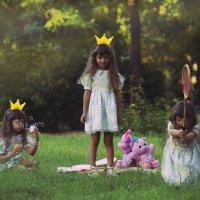 Принцесса... Ангелочек и маленький чертенок) :: Tim Bereshev