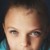 Портрет Анастасии :: Екатерина Калинченко