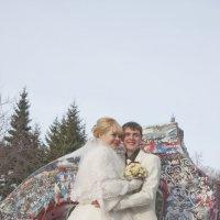 Место паломничества новобрачных :: Антон Бояркеев