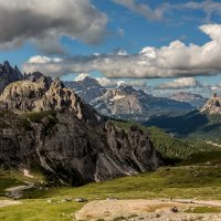 The Alps-2014-Italy,Dolomites :: Arturs Ancans