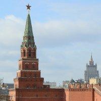 Москва высокая :: Геннадий Храмцов