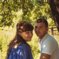 Анастасия и Сергей :: Анастасия Евграфова