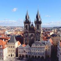Сказочная Прага :: Galina Romanova