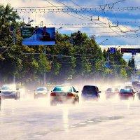 После дождя :: Георгий Морозов