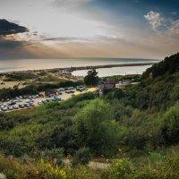 Янтарный берег :: Mikhail Arhangel